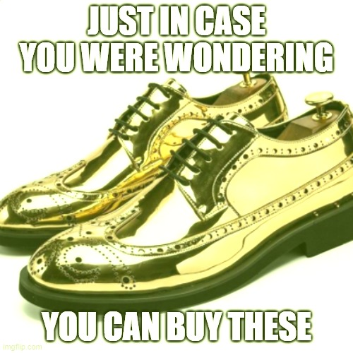 Wondering |  JUST IN CASE YOU WERE WONDERING; YOU CAN BUY THESE | image tagged in funny | made w/ Imgflip meme maker