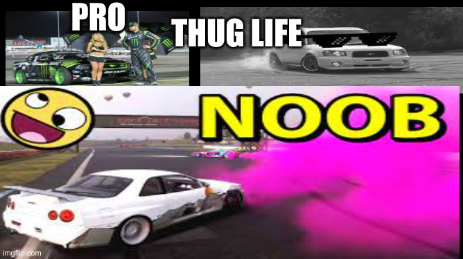 PRO; THUG LIFE | image tagged in problems | made w/ Imgflip meme maker