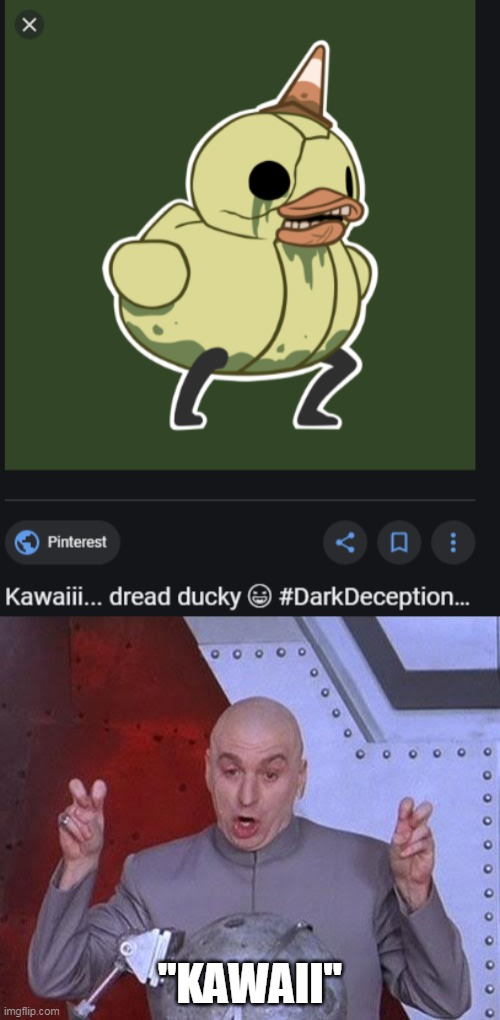 "this is not kawaii |  ""KAWAII"" 