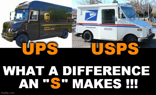 "Who ""Delivers"" For You? 