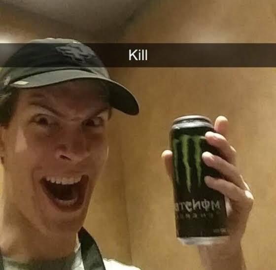 Kill Monster Energy Blank Template Imgflip