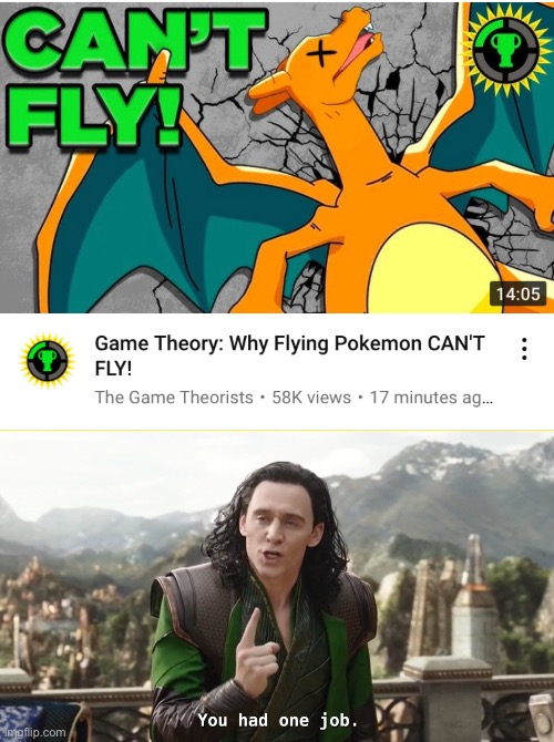 why are they called flying pokemon if they can't fly? | image tagged in memes,bruh,you had one job,pokemon | made w/ Imgflip meme maker