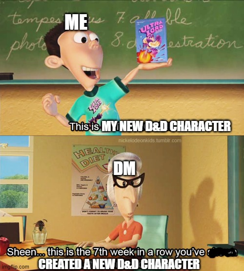 "My heroforge is packed with ""Untitled Heros"" 