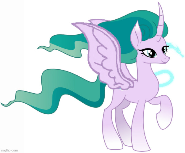 Alicorn Mistmane | image tagged in mlp | made w/ Imgflip meme maker