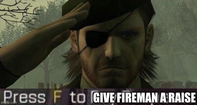 "Press ""F"" to pay repects 