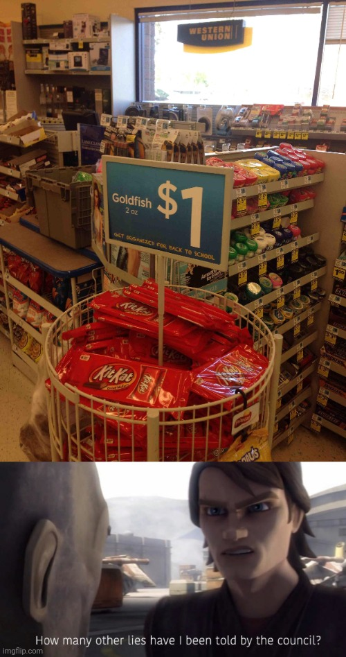Yummy Kit Kat candy | image tagged in how many lies,candy,you had one job,memes,meme,store | made w/ Imgflip meme maker