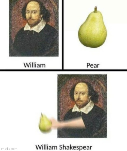 William Shakespair | image tagged in shakespeare | made w/ Imgflip meme maker