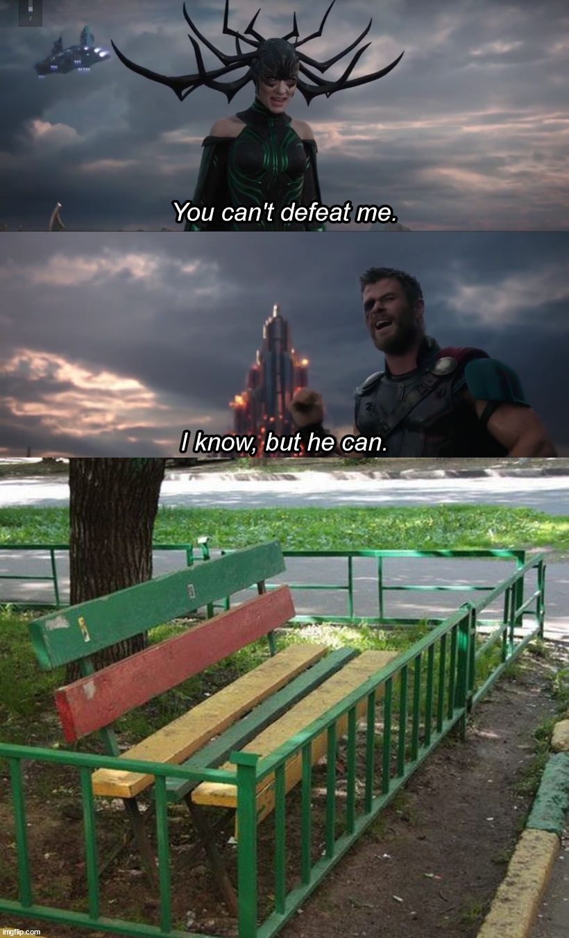 Can you even bench bro? | image tagged in thor you cant stop me,bench,stop | made w/ Imgflip meme maker