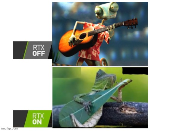 RTX Rango | image tagged in rtx | made w/ Imgflip meme maker