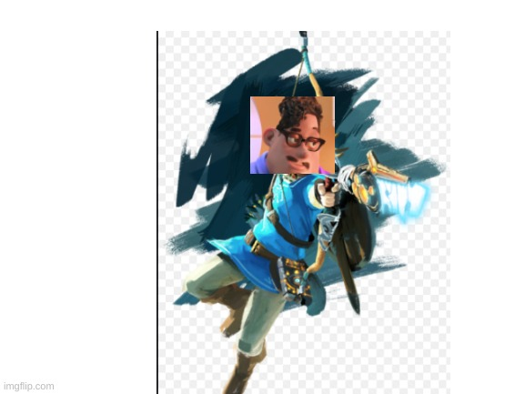 idk this is cursed | image tagged in grubhub,legend of zelda | made w/ Imgflip meme maker