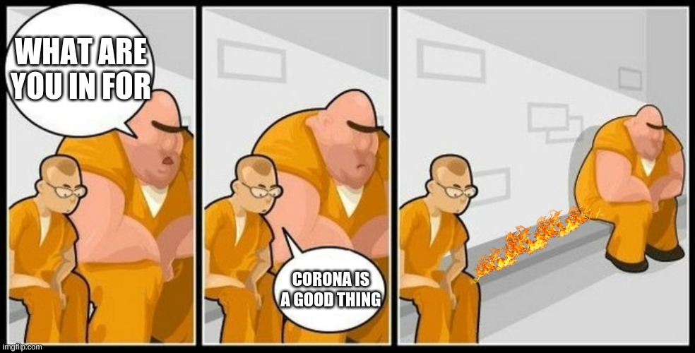 skirt |  WHAT ARE YOU IN FOR; CORONA IS A GOOD THING | image tagged in what are you in for | made w/ Imgflip meme maker