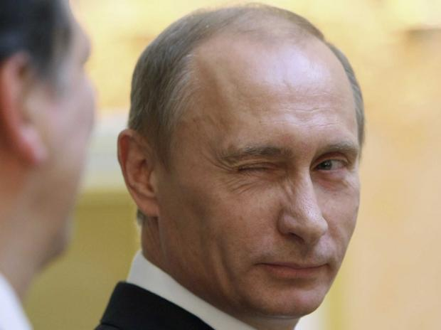 Image result for putin smiling