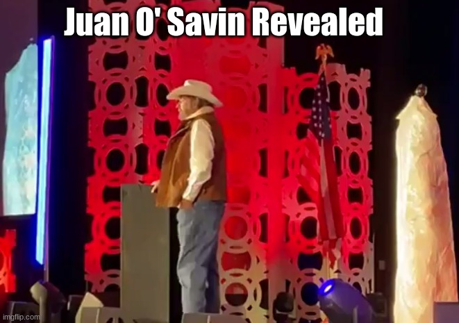 Juan O' Savin Revealed!! Updated: Part 1 and 2   (Videos)
