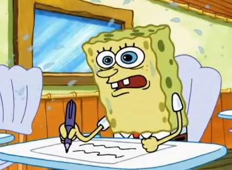 Spongebob Blank Template - Imgflip