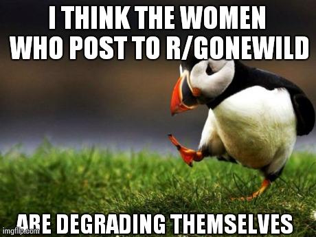 Hello Reddit Im Also A Proud Feminist