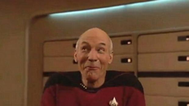 Captain Picard Meme Blank
