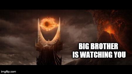 Eye Of Sauron Meme Imgflip
