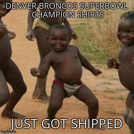 6lwpx at least someone's excited about the broncos loss imgflip,Denver Meme