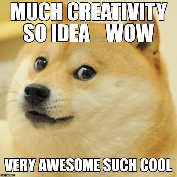 Image result for creativity meme