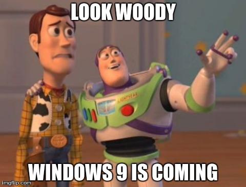 Kết quả hình ảnh cho window 9 meme