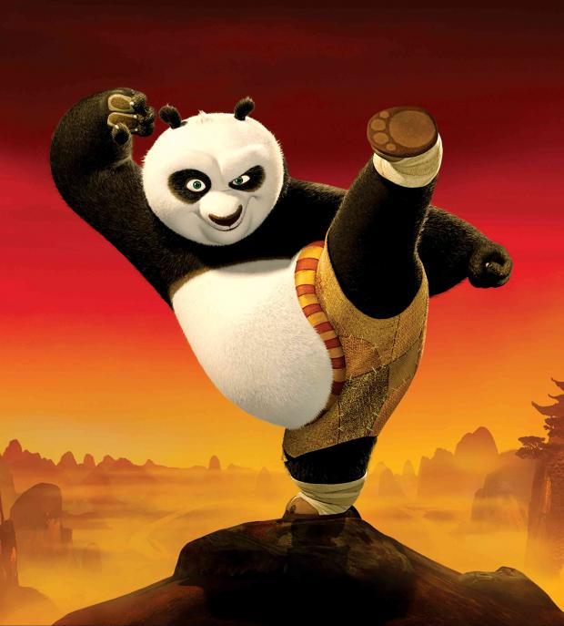 Kung fu panda for oh really blank template imgflip.