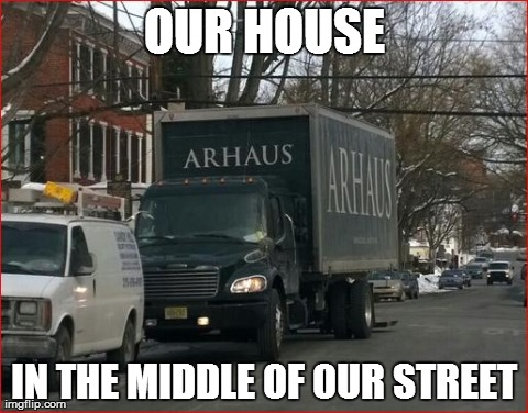 house in the middle of the street lyrics: