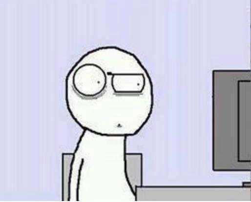 Blank Meme Man Shocked guy Bla...