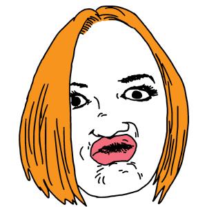Cartoon duck face meme - photo#3