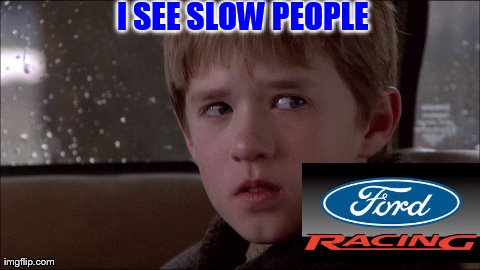 I SEE SLOW PEOPLE | made w/ Imgflip meme maker