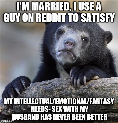 Hookup Man Has Never Been Married