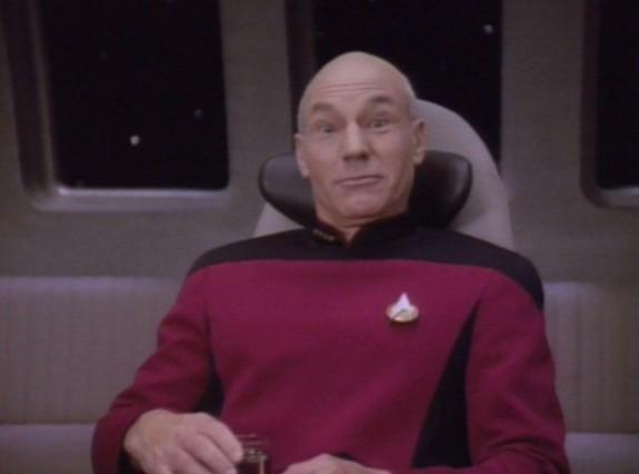 Image result for shocked picard meme