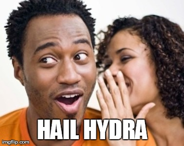HAIL HYDRA | made w/ Imgflip meme maker
