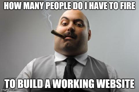 How do i build a photo website?