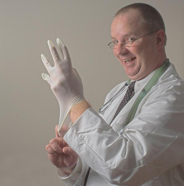 Image result for doctor putting on rubber glove gifs