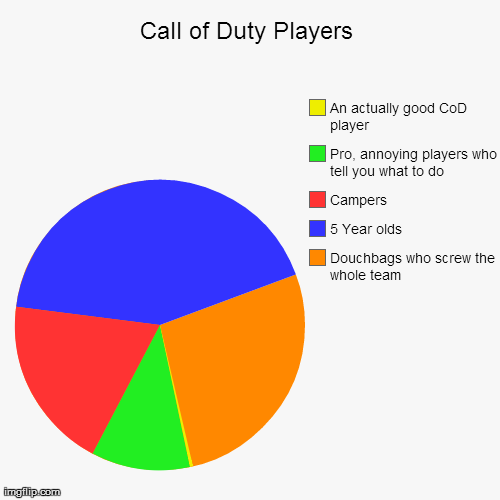 Call Of Duty Players