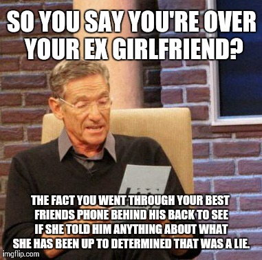 5 Critical Ways To Get Over and Move On After Your Ex Dumps You