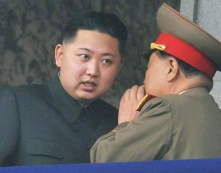 Kim Jong Un Blank Template Imgflip