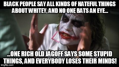 Stupid things black people say