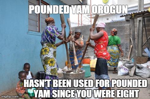 Nigerian Parents Be Like Imgflip