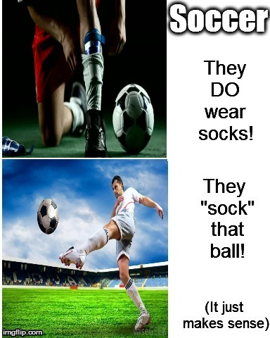 football is better than soccer