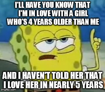 Dating a woman 5 years older than me