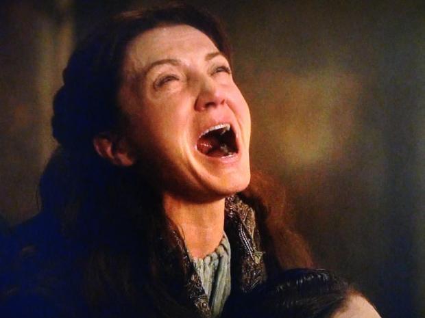 Nooooo: Catelyn Stark Red Wedding Nooooo Blank Template
