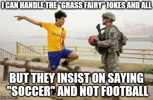 "Fifa E Call Of Duty | I CAN HANDLE THE ""GRASS FAIRY"" JOKES AND ALL BUT THEY INSIST ON SAYING ""SOCCER"" AND NOT FOOTBALL 