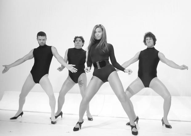 Beyonce SNL Single Ladies Blank Template - Imgflip