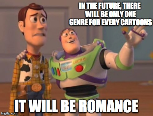 What cartoons genre will be in the future...
