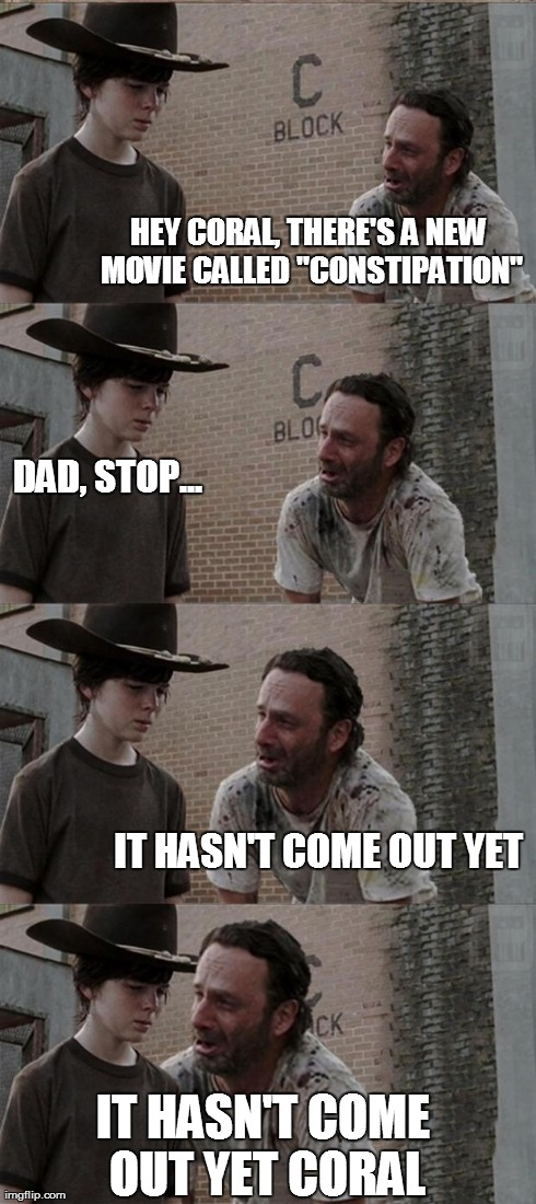 af8ym rick and carl long meme imgflip