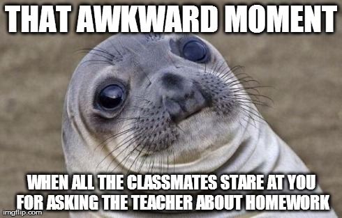 Awkward Moment Sealion