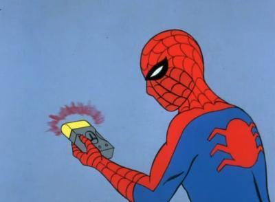 aml6a?a418272 spiderman detector meme generator imgflip,Spoderman Meme Maker