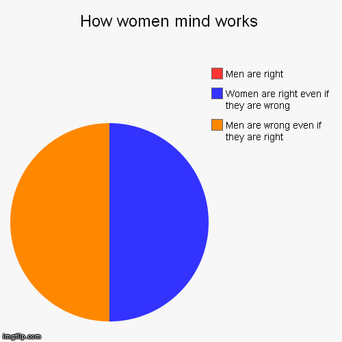 how a girls mind works
