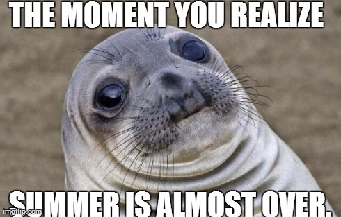 Image result for summer over meme